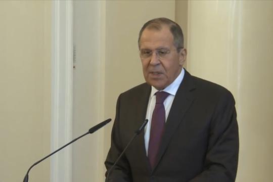 Сергей Лавров: вмешательство США в реализацию «Северного потока-2» бесцеремонно