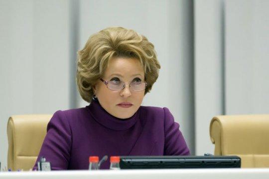Матвиенко заявила о неготовности российской делегации вернуться в ПАСЕ