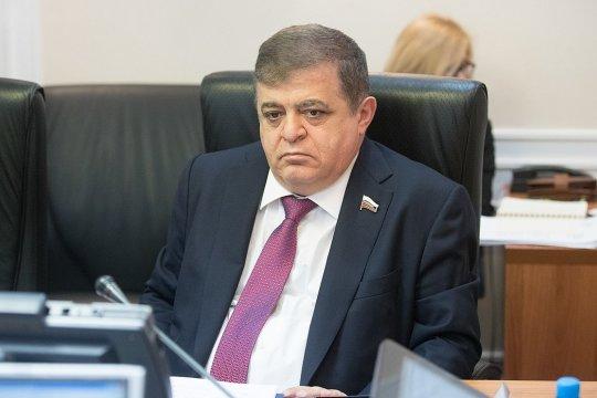 Джабаров: Между Россией и Палестиной налажены тесные связи