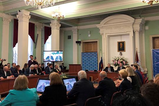Сергей Лавров: Обеспечить европейскую безопасность во всех ее измерениях без России невозможно