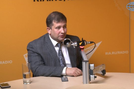 Андрей Манойло: НАТО будет все время манить Грузию перспективой вступления в альянс (Часть 2)
