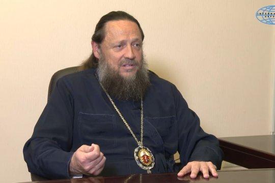 Епископ Гедеон: русский язык – это язык Украины