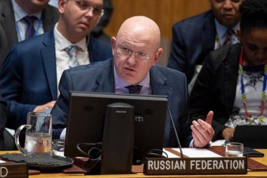 Происходящее в Совете Безопасности – атака против официального Каракаса и простых венесуэльцев - Василий Небензя
