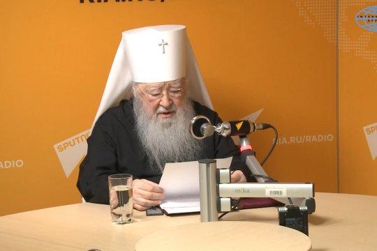 Владыка Ювеналий: Гордость ослепляет и уподобляет человека сатане (часть 1)