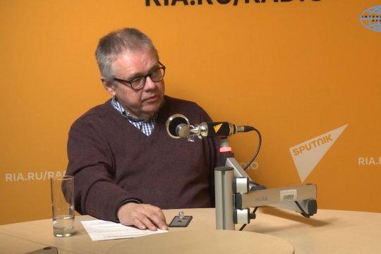 Владимир Мамонтов: Возврата Донбасса на Украину в любом виде быть не может (часть 2)