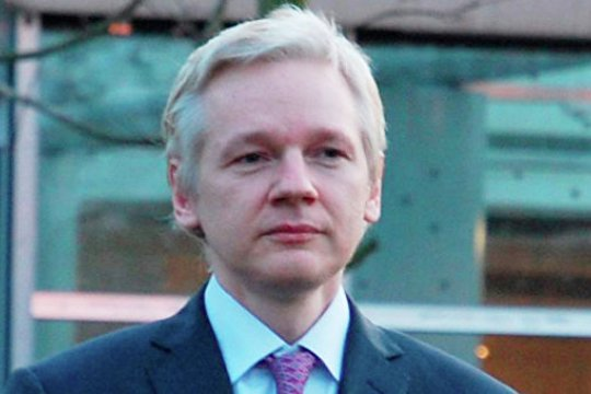 В Лондоне задержан основатель WikiLeaks Джулиан Ассанж