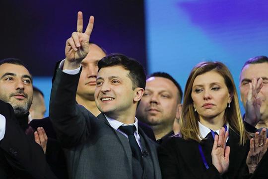 Победа Зеленского - популизм и шоу против национализма и коррупции, или  новые шансы и возможности для украинского проекта