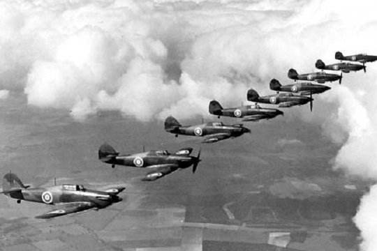 Плечом к плечу с Красной Армией (Часть 1). Воздушные силы союзников СССР на советско-германском фронте