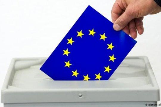 Результаты выборов в Европарламент в Словакии