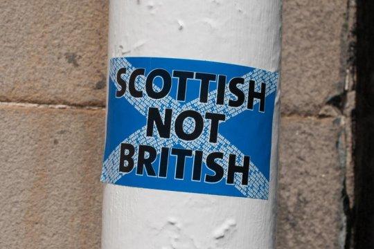 Шотландия готовится к «Brexit» по-своему