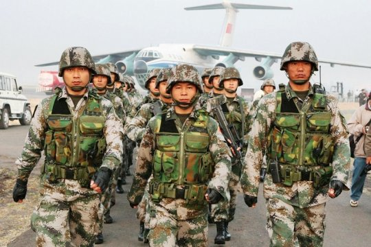 Военные приготовления Китая глазами Петагона