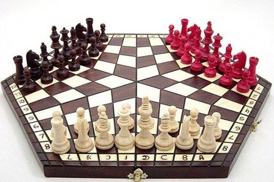 «Геополитический треугольник»: симбиоз восточной концепции и западной Realpolitik