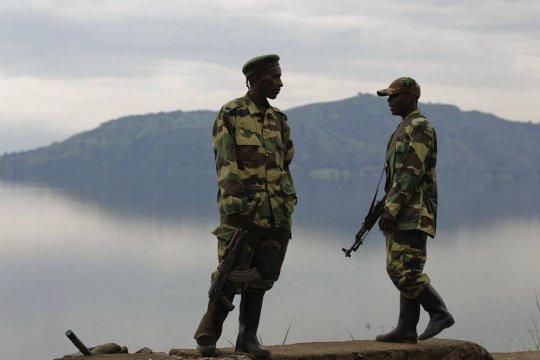 Россия направит военных специалистов в Республику Конго