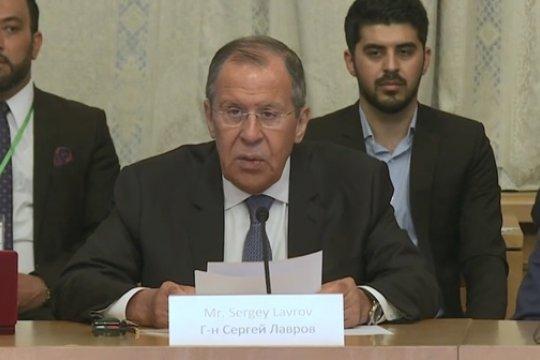 Сергей Лавров призвал вывести иностранные войска из Афганистана