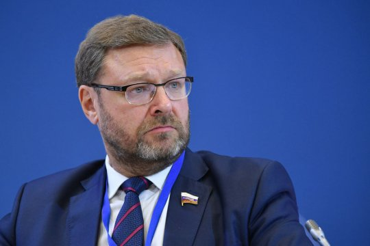 Косачев назвал успешными переговоры Помпео в России