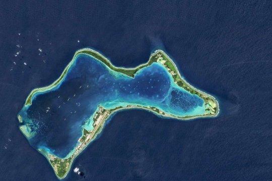 Лондон, Вашингтон и суверенитет Маврикия
