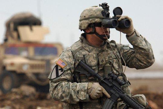 Пентагон может направить на Ближний Восток пять тысяч военных