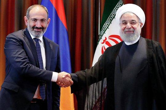 Армения – Иран: добрососедство, как настоятельная необходимость