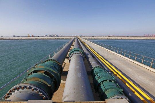 Германия отвергла экстерриториальные санкции США по «Северному потоку-2»