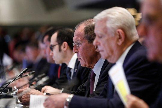Сергей Лавров выступил на министерской сессии Комитета министров Совета Европы