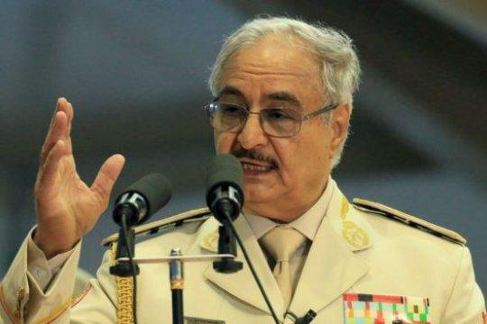 Хафтар заявил о неготовности  к прекращению огня в Ливии