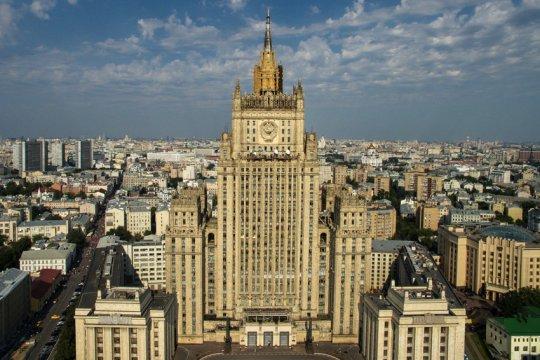 В МИД России назвали местью новые санкции за помощь Сирии