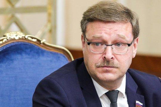 Косачев: Отношения народов России и Республики Сербской характеризуются искренней симпатией и дружбой