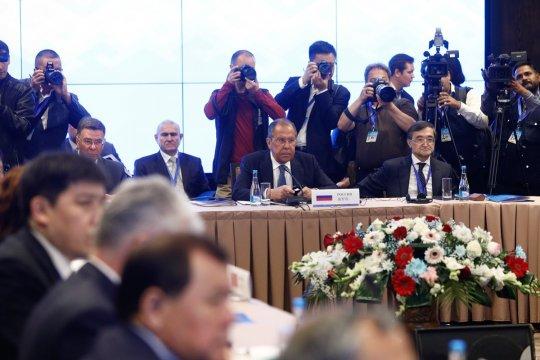 Заявление министра иностранных дел России Сергея Лаврова по итогам СМИД ШОС