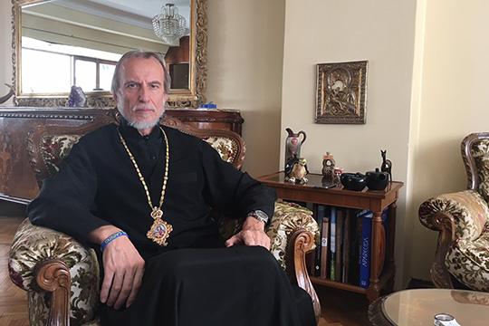 Владыка Игнатий о православии в Южной Америке