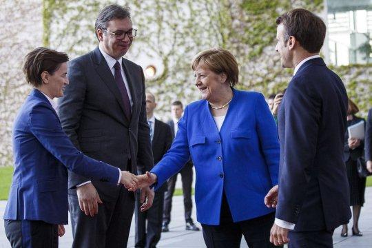 Summit in Berlin - pressure on Serbs