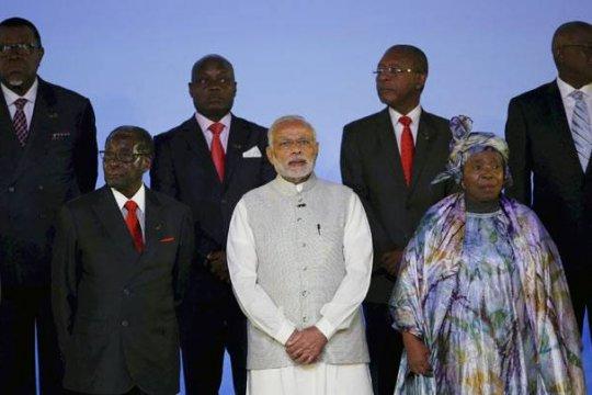 Африканская политика Индии