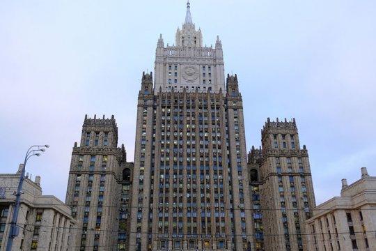 МИД России: вопрос о границе с Эстонией закрыт навсегда