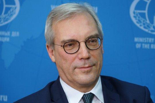 Грушко прокомментировал возможные санкции США против «Северного потока - 2»