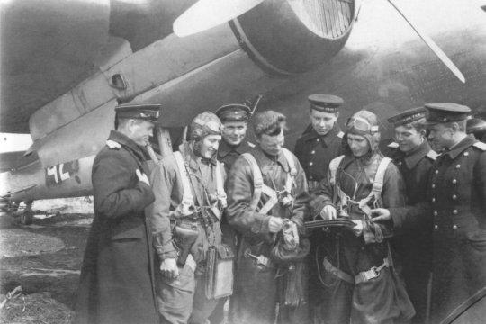 Плечом к плечу с Красной Армией (Часть 2). Воздушные силы союзников СССР на советско-германском фронте