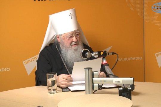 Владыка Ювеналий: РПЦ делает все возможное, для поддержки канонической Украинской православной церкви (часть 2)