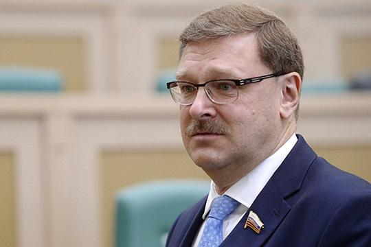 К. Косачев: Освобождение россиянки М. Лазаревой в Кувейте показывает востребованность парламентской дипломатии