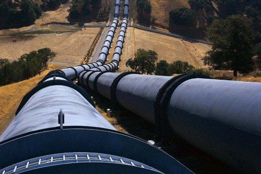 Газовый рынок Европы под давлением США