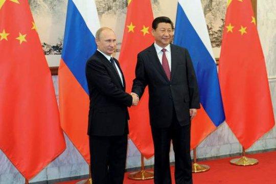 Новая формула российско-китайских отношений и «американский фактор»