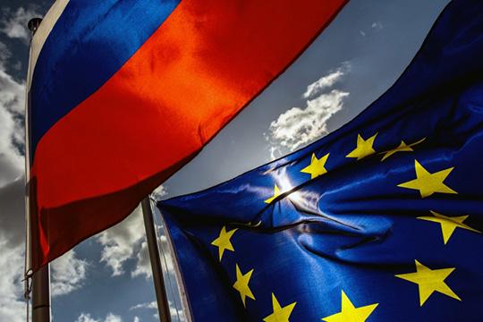 «Санкционная война» ударила по самим европейцам