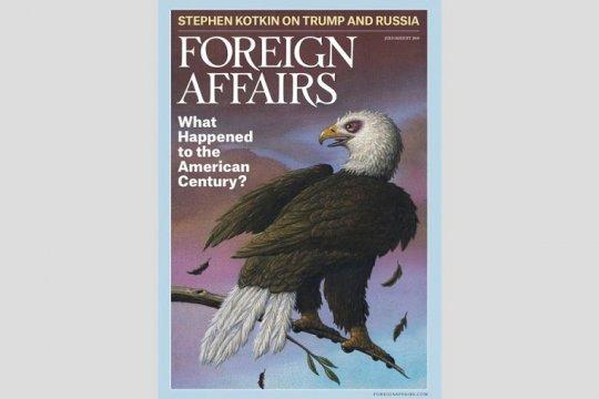 «Sic transit Gloria mundi». Признание журнала «Foreign Affairs»
