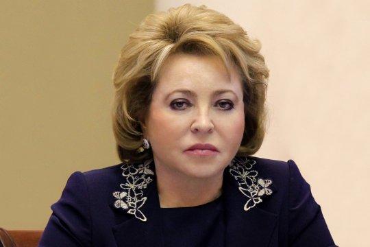 Валентина Матвиенко обратилась к соотечественникам в связи с годовщиной начала войны