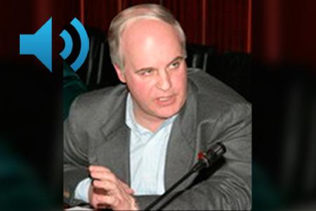 Андрей Володин: Сейчас старое мироустройство фактически не функционирует