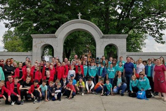 Сербская экспедиция «юных дипломатов» АРД