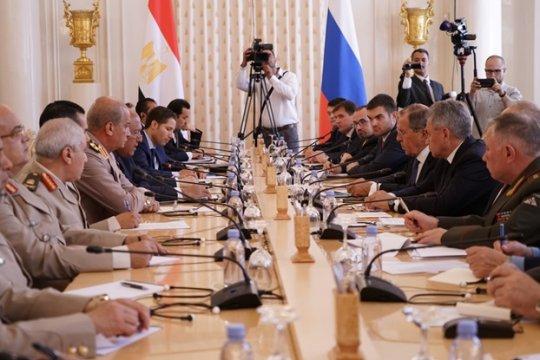 Египет будет работать со всеми сторонами для решения палестинской проблемы