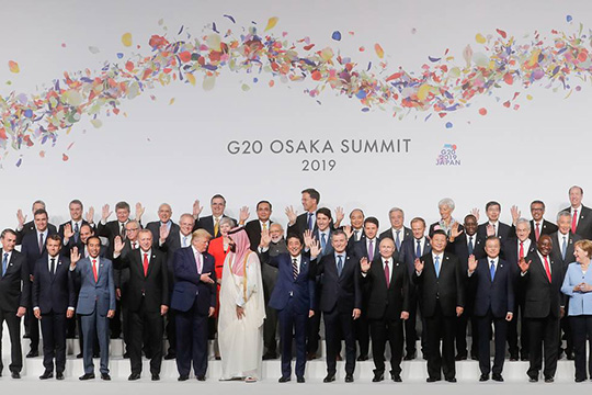 «Большая двадцатка» в поисках развязок