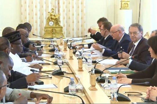 Россия продолжит содействовать преодолению внутренних проблем Мали