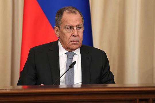 Лавров: согласованной повестки встречи Путина и Трампа нет