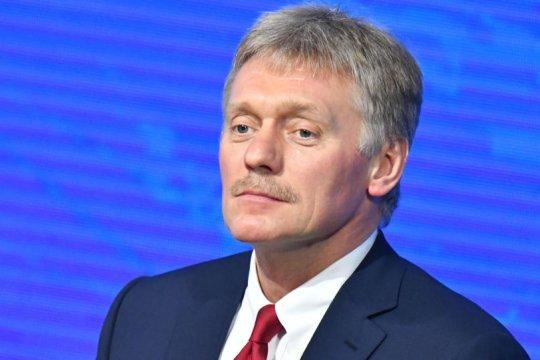 Песков: информации о встрече Путина и Мэй - нет