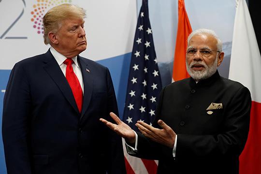 Трамп решил поссориться и с Индией