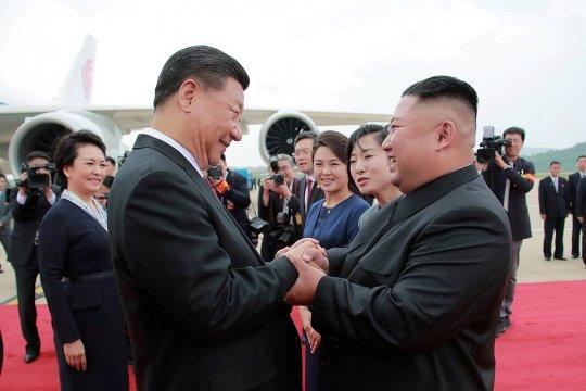 Почему Си Цзиньпина в Пхеньяне принимали с небывалой торжественностью